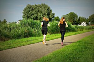 Get back to running after you see a chiropractor